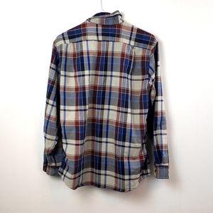 Eddie Bauer Shirts - Eddie Bauer Men's Plaid Flannel Shirt size Med